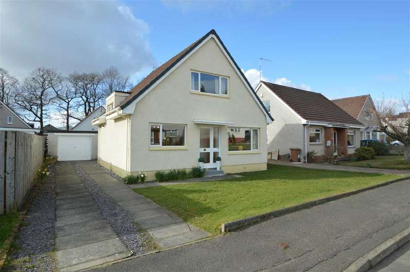 3 Bedrooms Detached House for sale in Ross Crescent, Motherwell