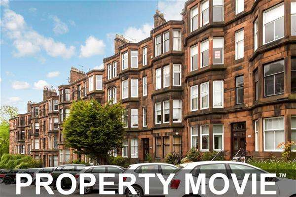 2 Bedrooms Apartment Flat for sale in 1/2, 126 Novar Drive, Hyndland, Glasgow, G12 9SY