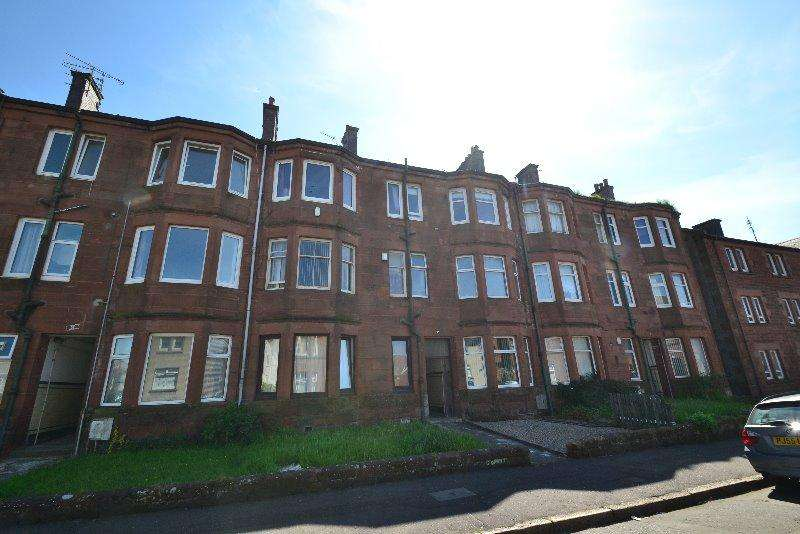 1 Bedroom Flat for sale in Gillies Street, Troon, South Ayrshire, KA10 6QL