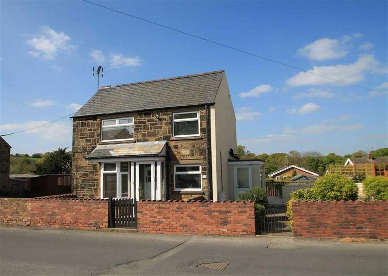 2 Bedrooms Detached House for sale in Chapel Street, Penycae, Wrexham