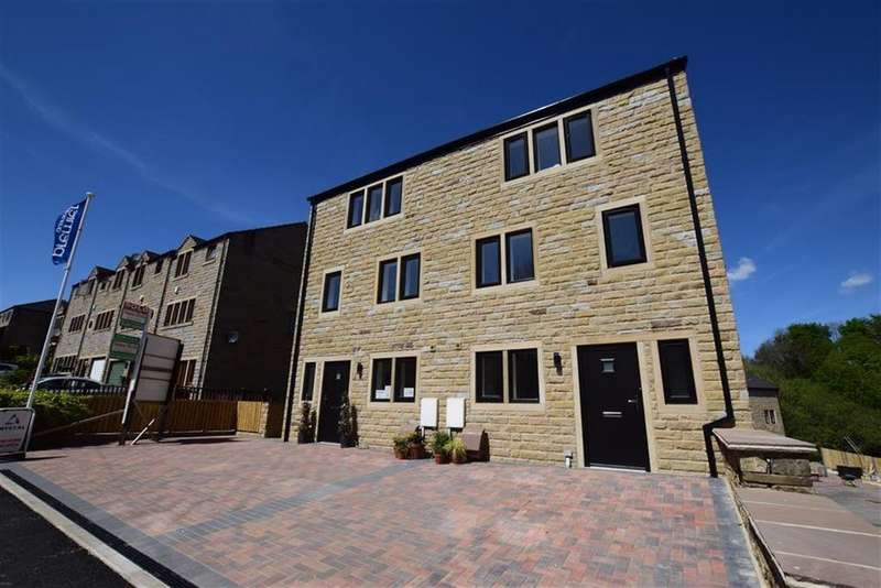 4 Bedrooms Semi Detached House for sale in Albion Gardens, Meltham, Holmfirth, HD9