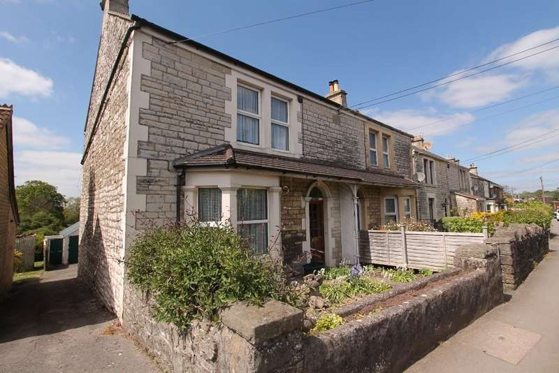 3 Bedrooms Semi Detached House for sale in High Littleton, Near Bristol