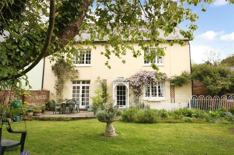 3 Bedrooms Semi Detached House for sale in Winterborne Houghton, Blandford Forum, Dorset