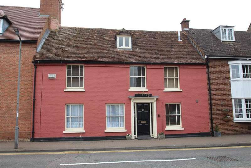 4 Bedrooms Town House for sale in Church Street, Stony Stratford, Milton Keynes