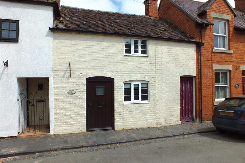 2 Bedrooms Terraced House for sale in Main Street, Bretforton, Evesham, Worcestershire, WR11
