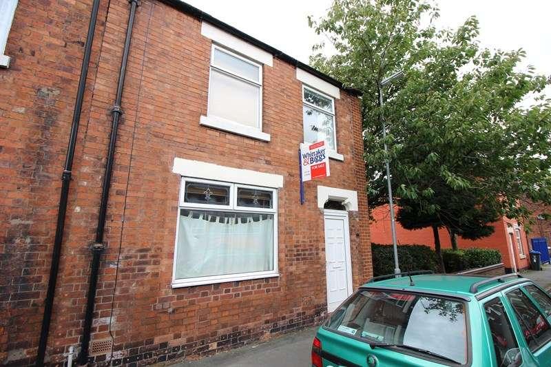 3 Bedrooms Terraced House for sale in Belle Vue, Leek, Staffordshire ST13