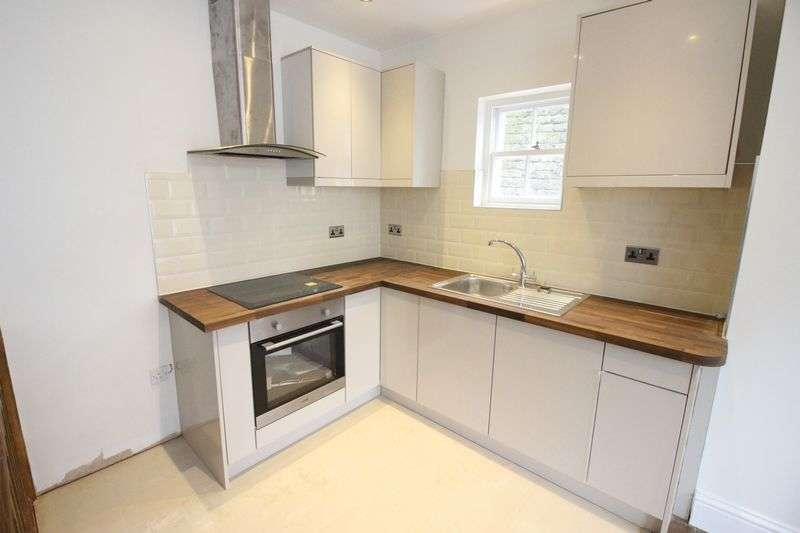 2 Bedrooms Flat for sale in Clerk Bank, Leek ST13