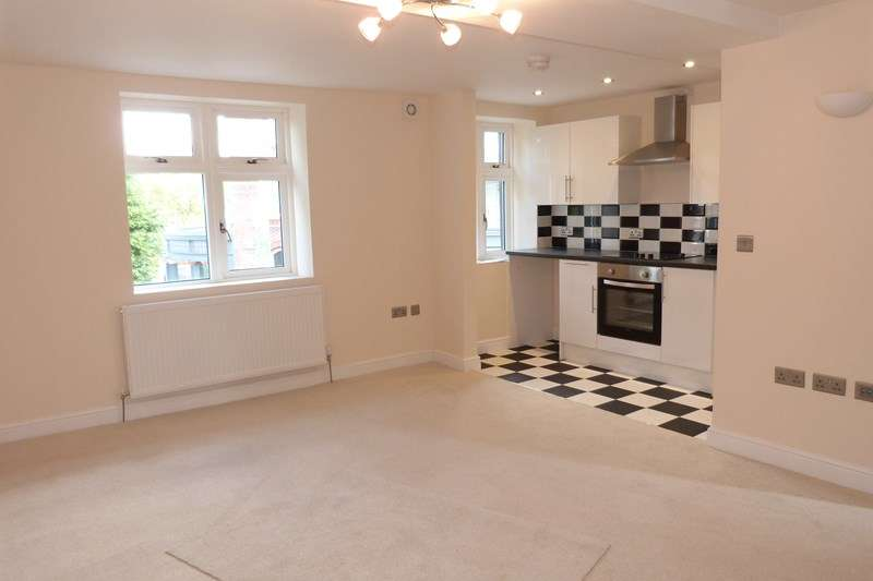 1 Bedroom Flat for sale in Ashbourne Road, Leek, Staffordshire ST13