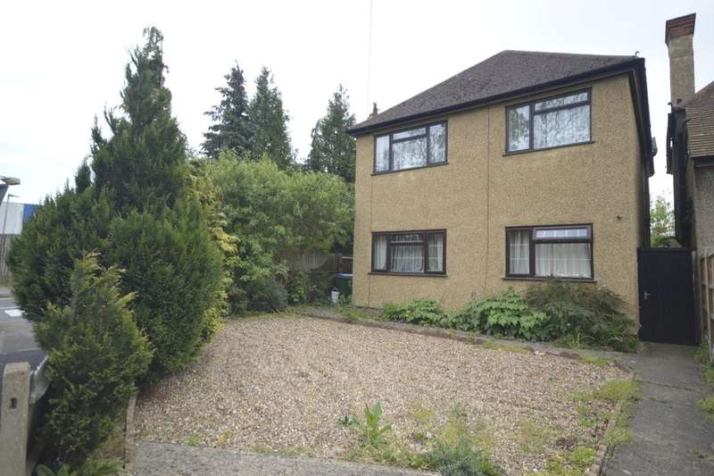 2 Bedrooms Flat for sale in Sheepcot Lane, Watford, WD25