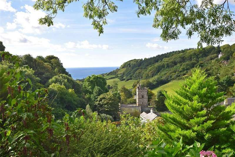 4 Bedrooms Barn Conversion Character Property for sale in The Dairy House, Salcombe Regis, Sidmouth, Devon.