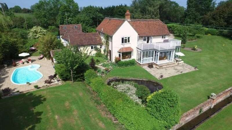 6 Bedrooms Detached House for sale in Duck End, Stebbing, Dunmow, Essex, CM6 2BS