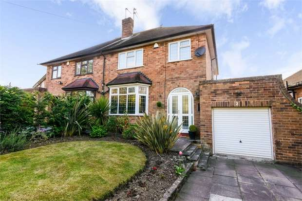 3 Bedrooms Semi Detached House for sale in Pinfold Lane, Wolverhampton, West Midlands