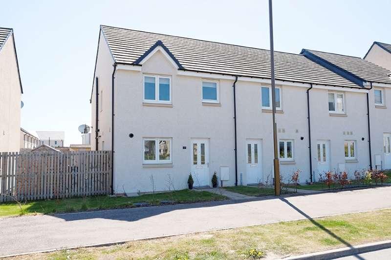 3 Bedrooms End Of Terrace House for sale in Auld Coal Road, Bonnyrigg, Midlothian, EH19 3JL