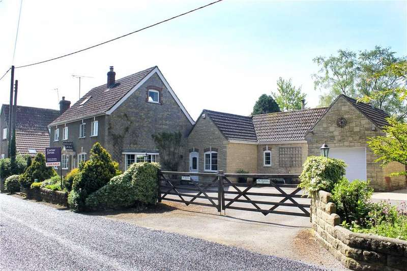 4 Bedrooms Detached House for sale in West Tockenham, Royal Wootton Bassett, Wiltshire, SN4
