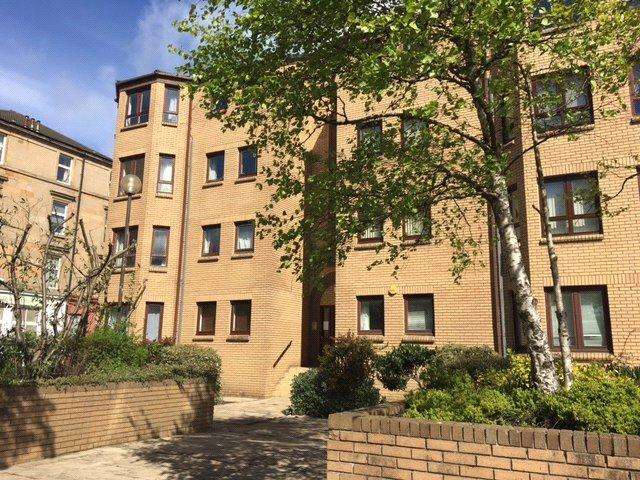 2 Bedrooms Flat for sale in Flat 26, 22 Cleveland Street, Charing Cross, Glasgow, G3