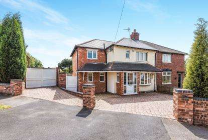 3 Bedrooms Semi Detached House for sale in Walton Road, Walsall, West Midlands, .