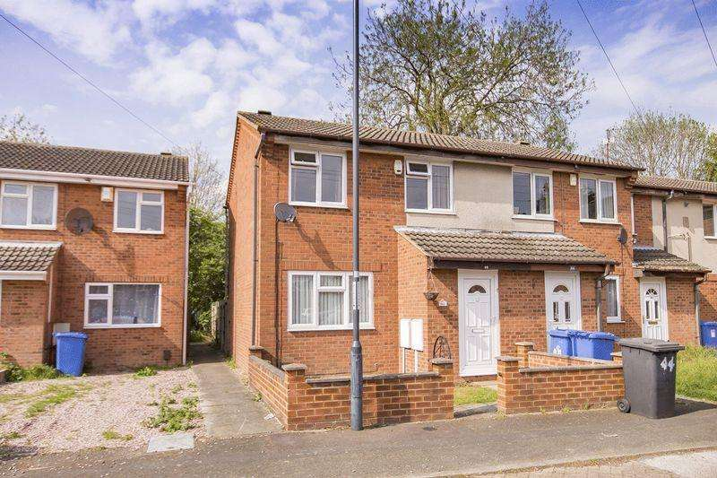 3 Bedrooms End Of Terrace House for sale in WESTON PARK GARDENS, SHELTON LOCK