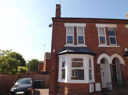 3 Bedrooms Semi Detached House for sale in Park Avenue, West Bridgford, Nottingham
