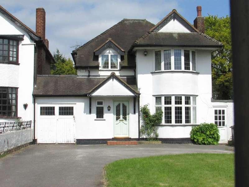3 Bedrooms Detached House for rent in Chester Road, Erdington