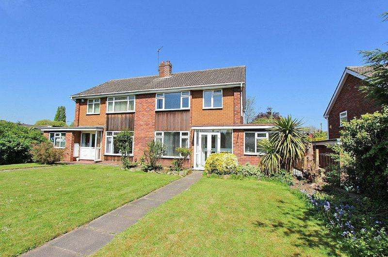 3 Bedrooms House for sale in Lichfield Road, Bloxwich Walsall