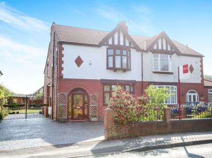 4 Bedrooms Semi Detached House for sale in Styal Road, Heald Green, Cheadle, Greater Manchester