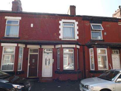 2 Bedrooms Terraced House for sale in Camborne Street, Rusholme, Manchester, Uk