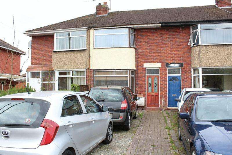 2 Bedrooms Terraced House for sale in Corndon Crescent, Sundorne, Shrewsbury, SY1 4lD