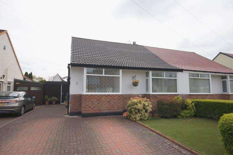 2 Bedrooms Bungalow for sale in Brackenside, Heswall