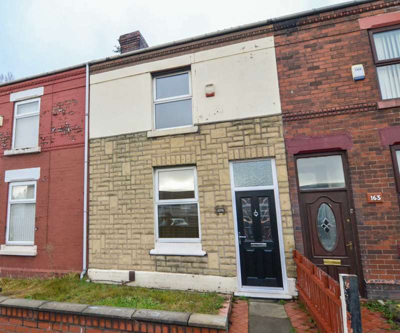 3 Bedrooms Terraced House for sale in Sutton Road, St.Helens