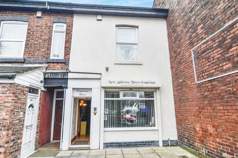 4 Bedrooms Commercial Property for sale in Market Street, Earlestown