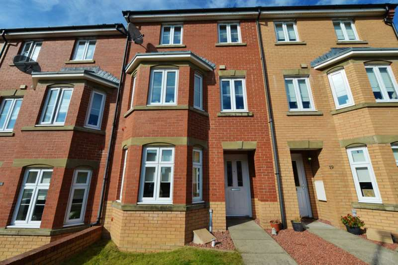3 Bedrooms Town House for sale in Toul Gardens, Motherwell