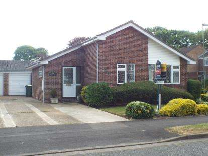 2 Bedrooms Bungalow for sale in Stubbington, Fareham, Hampshire