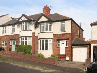 3 Bedrooms Semi Detached House for sale in Huntley Road, Sheffield, South Yorkshire