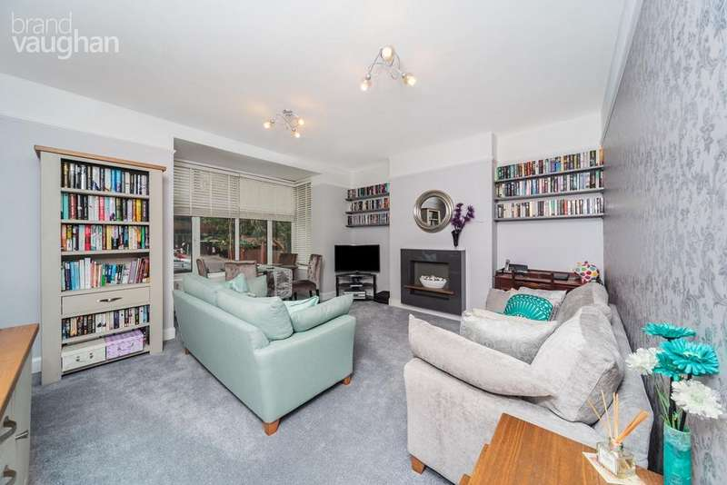 2 Bedrooms Apartment Flat for sale in Davigdor Road, Hove, BN3