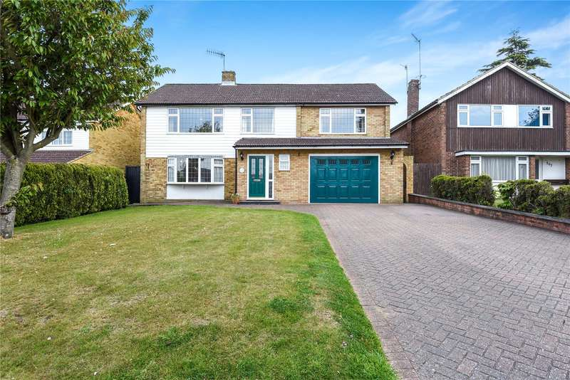 5 Bedrooms House for sale in Merry Hill Road, Bushey, Hertfordshire, WD23