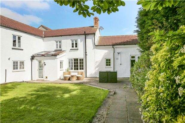 4 Bedrooms Semi Detached House for sale in Sunny Nook, 248 North Road, Stoke Gifford, BS34 8PW