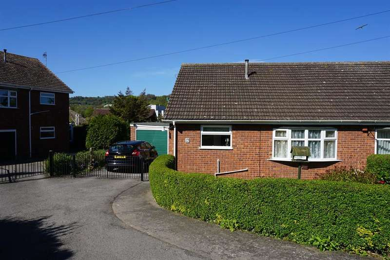 2 Bedrooms Semi Detached Bungalow for sale in Trinity Gardens, Scarborough, YO11 2TF