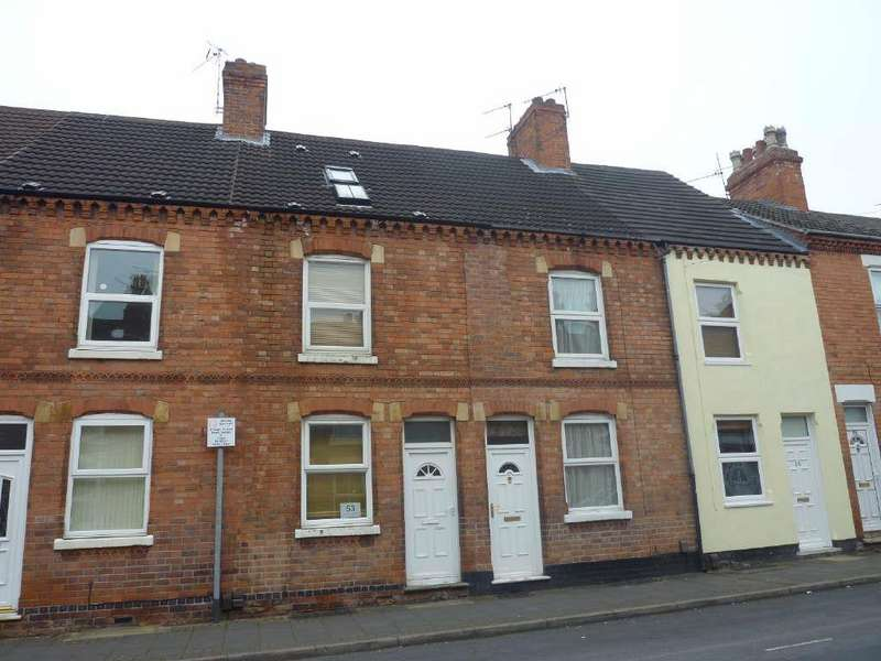 4 Bedrooms Property for sale in Station Street, Loughborough