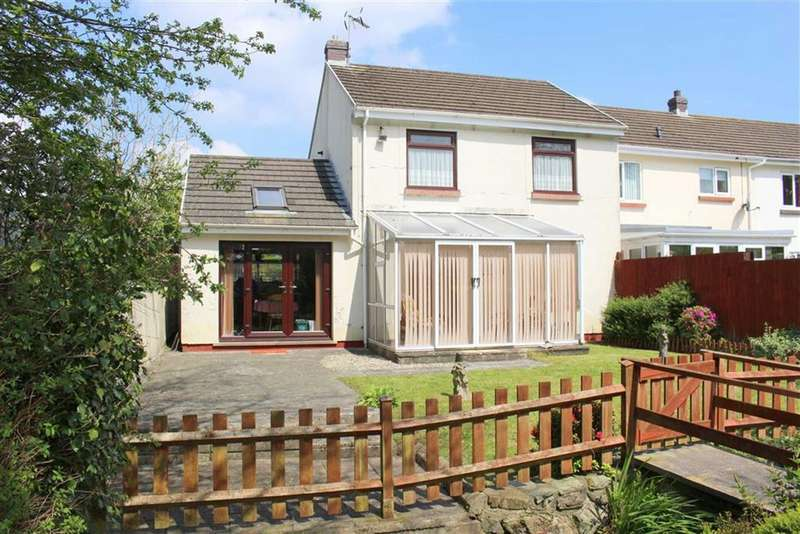 3 Bedrooms End Of Terrace House for sale in Brookside Avenue, Johnston, Haverfordwest