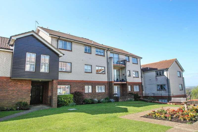 2 Bedrooms Apartment Flat for sale in Shanklin Towers, Prospect Road, Shanklin PO37