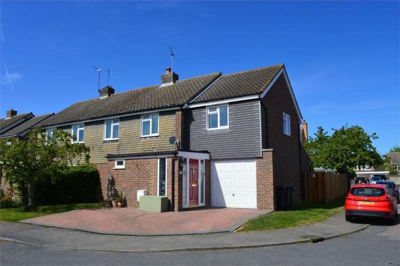 4 Bedrooms Semi Detached House for sale in 50 Wetherfield, Stansted
