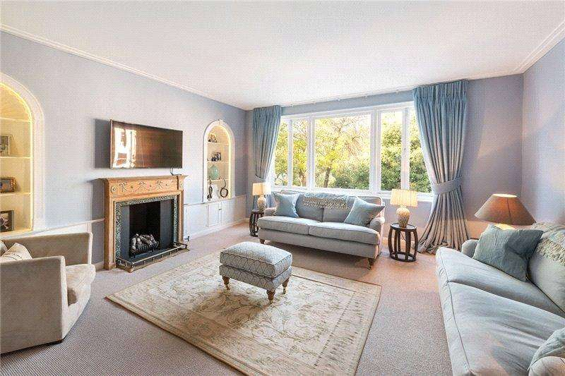 4 Bedrooms House for sale in Hereford Square, South Kensington, London, SW7