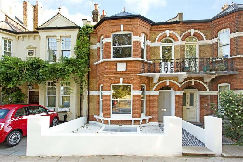 5 Bedrooms Terraced House for sale in Musgrave Crescent, Fulham, London, SW6