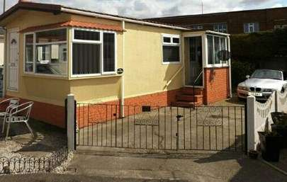 1 Bedroom Mobile Home for sale in Barton Mobile Home Park, Westgate, Morecambe, Lancashire, LA3