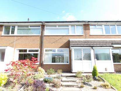 2 Bedrooms Terraced House for sale in Westbank Road, Lostock, Bolton, Greater Manchester, BL6
