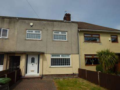3 Bedrooms Terraced House for sale in Osborne Road, Litherland, Liverpool, Merseyside, L21