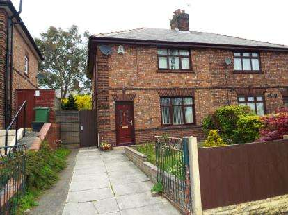 3 Bedrooms Semi Detached House for sale in Upland Road, St. Helens, Merseyside, WA10