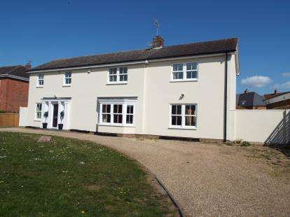 5 Bedrooms Detached House for sale in West Mersea, Colchester, Essex