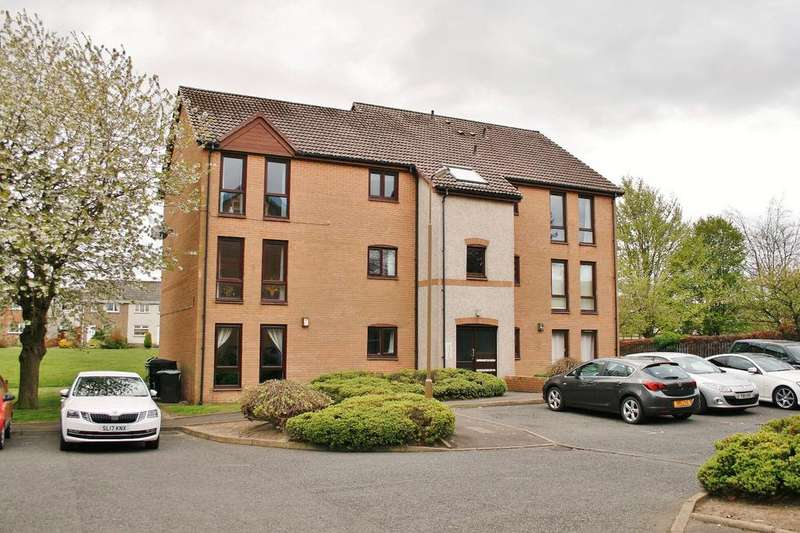 2 Bedrooms Flat for sale in 7/7 Echline Rigg, South Queensferry EH30 9XN