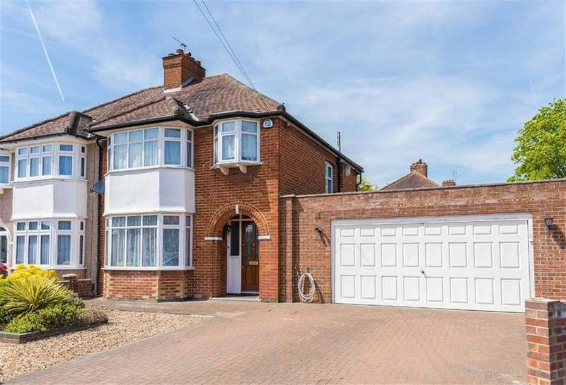 4 Bedrooms Semi Detached House for sale in Woodlands Avenue, Eastcote, Middlesex
